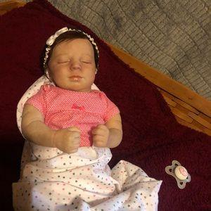 Reborn baby Miya bountiful baby for sale